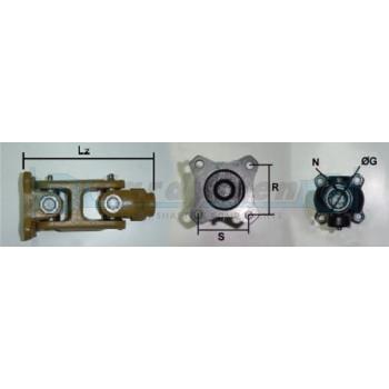 FORKLIFT 3,5/4T. MITSUBISHI S6S 175mm