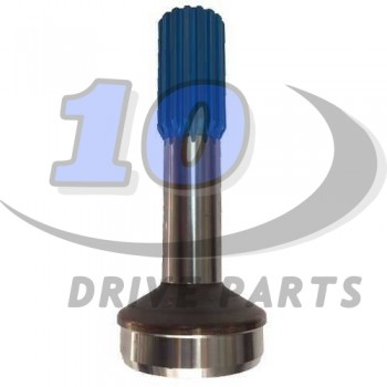 EMBOUT COULISSANT DANA SPICER SERIE 1410, POUR TUBE Ø 76,2X2,4. DANA SPICER REF: 3-40-1961