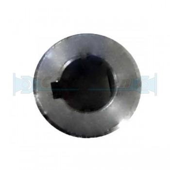 ARTICULACIÓN SIMPLE V DIN7551 86 mm SERIE 106 CHAVETERO 5 mm