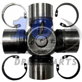 U-JOINT 30,2x82 DANA SPICER 687.20 (2020) SERIES CENTRAL GREASER