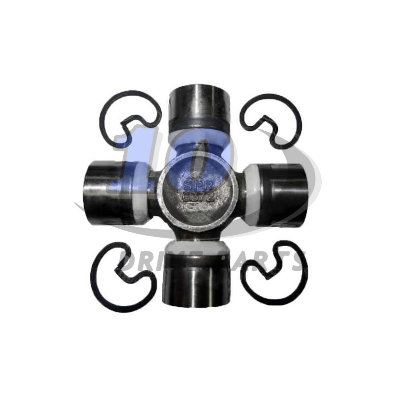 U-JOINT Ø 27x81,7 SERVICE FREE COLD-FORMED S.1310