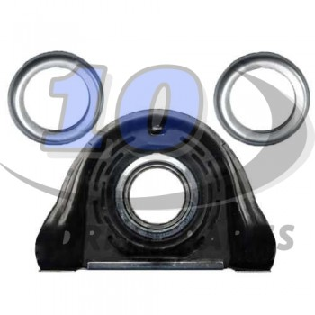 CENTER SUPPORT BEARING 587.42 Ø 70x220x20 H87 IVECO/DAF