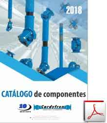 Catálogo de componentes cardan
